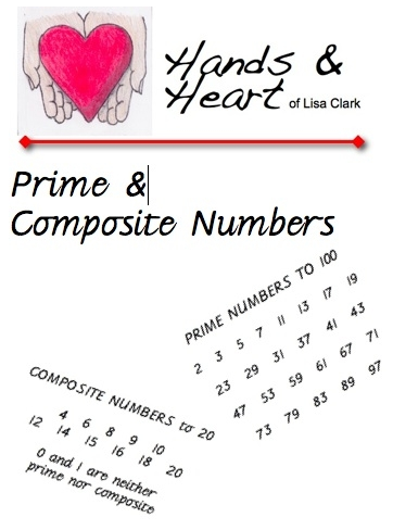 free math worksheets prime and composite numbers  free homeschool  free math worksheets prime and composite numbers