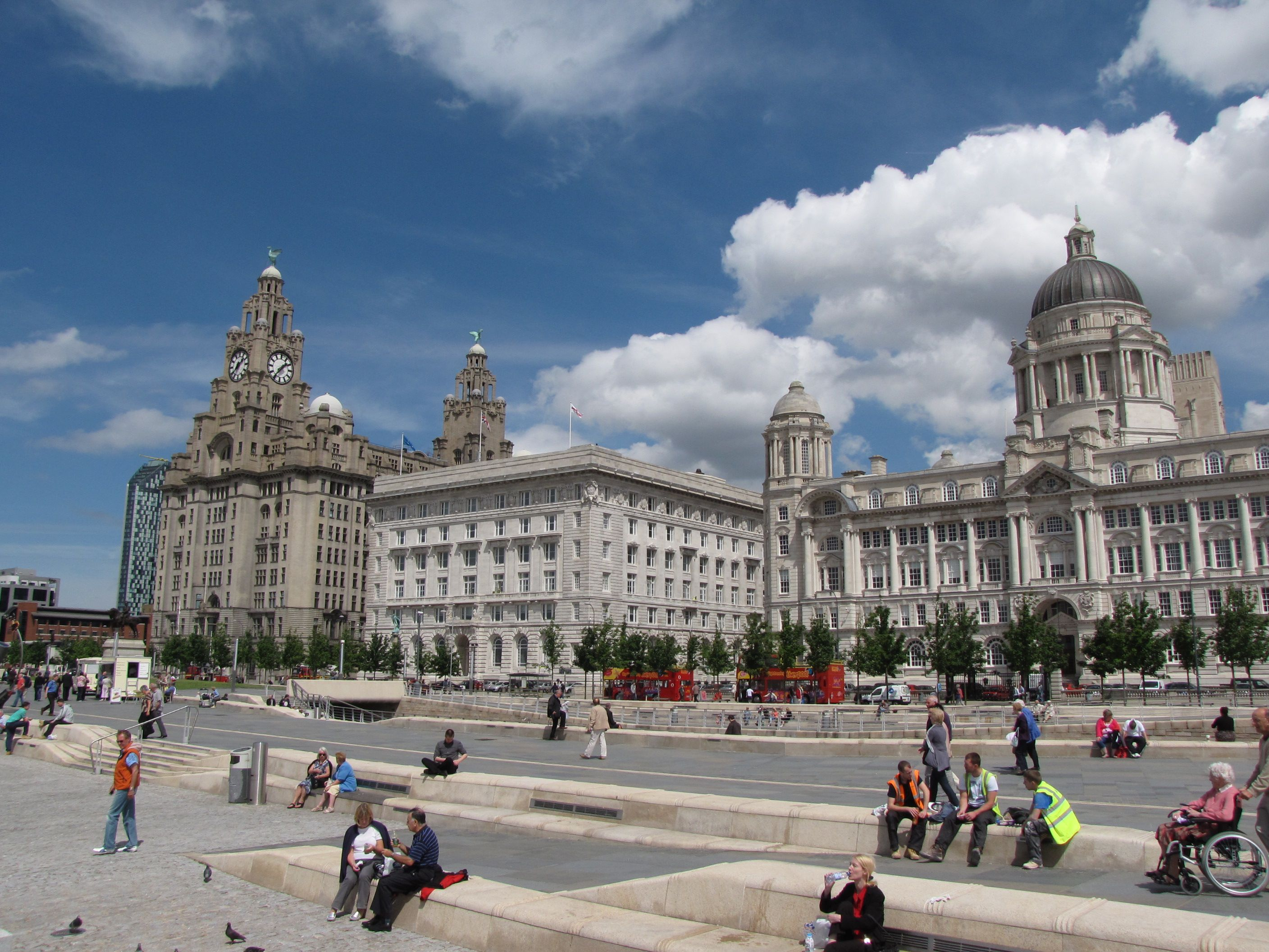 Liverpool Waterfront 2012