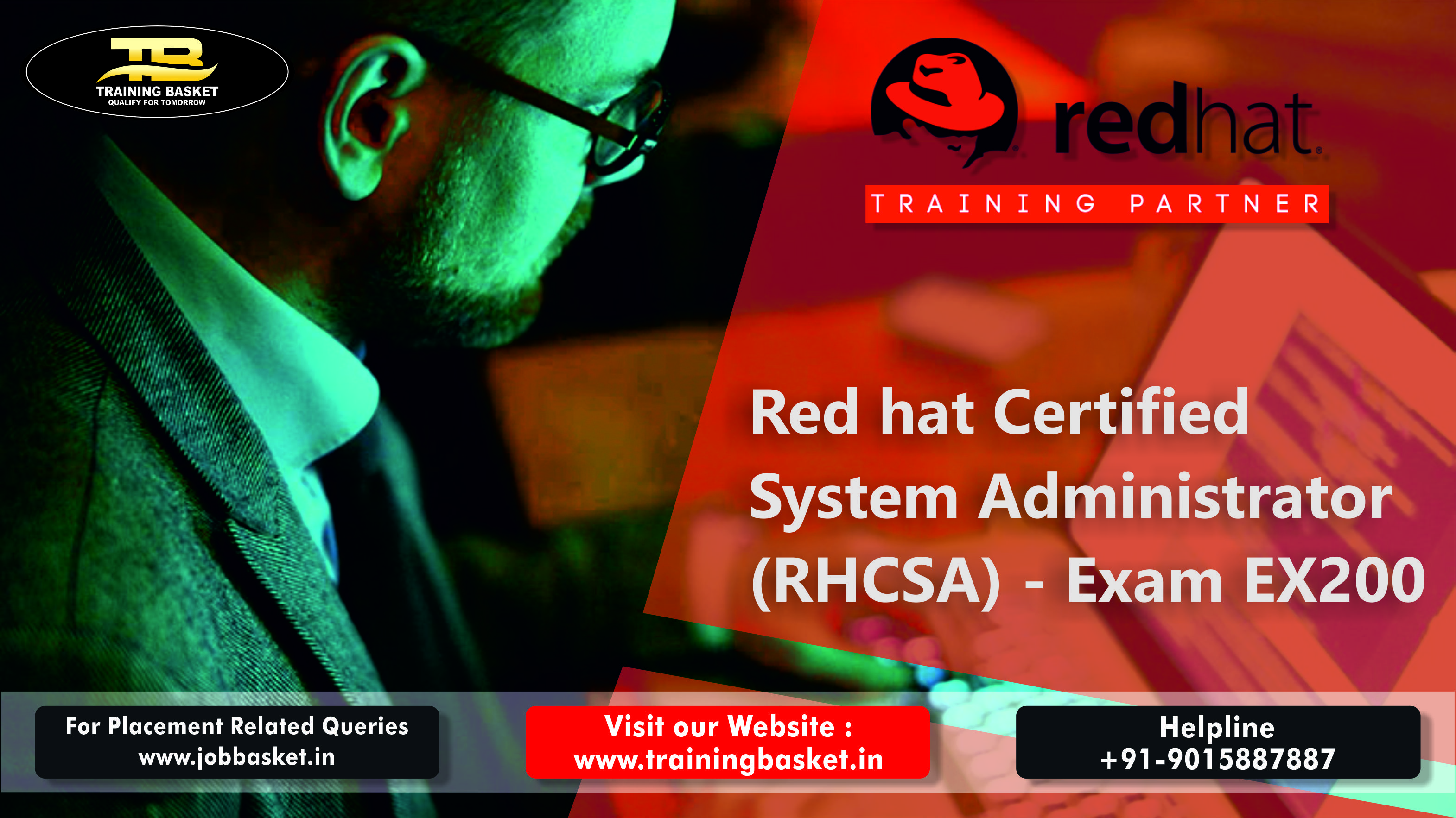 Winter Based Red Hat Linux Training Institute in Noida