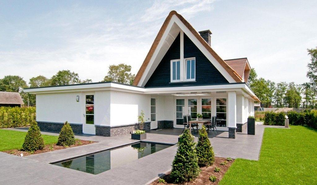 Het lonkende landhuis bekhuis kleinjan huis for Modern landhuis
