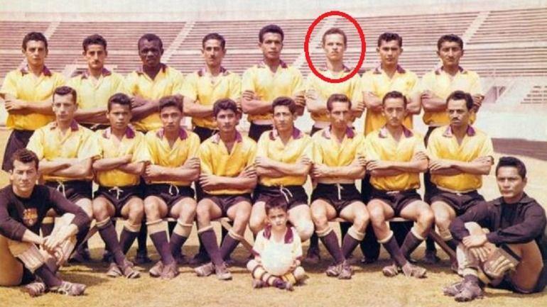 Murió Mario Cordero, delantero campeón con Barcelona en 1960