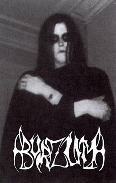 Venom Black Metal Varg