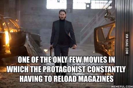 Let S Just Take A Moment To Appreciate The Thoughts That Have Been Put Into This Awesome Movie John Wick Good Movies Movies Best Funny Pictures