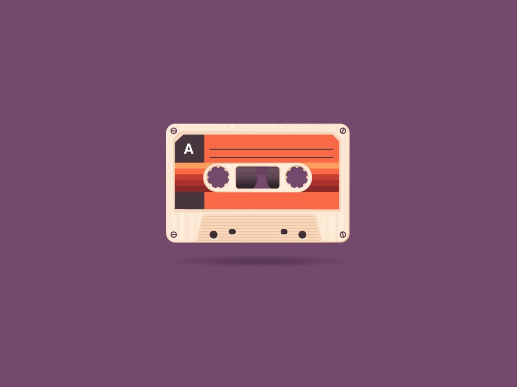Cassette Buy Artwork Society6 Redbubblefollow Me Dribbble Twitter Behance