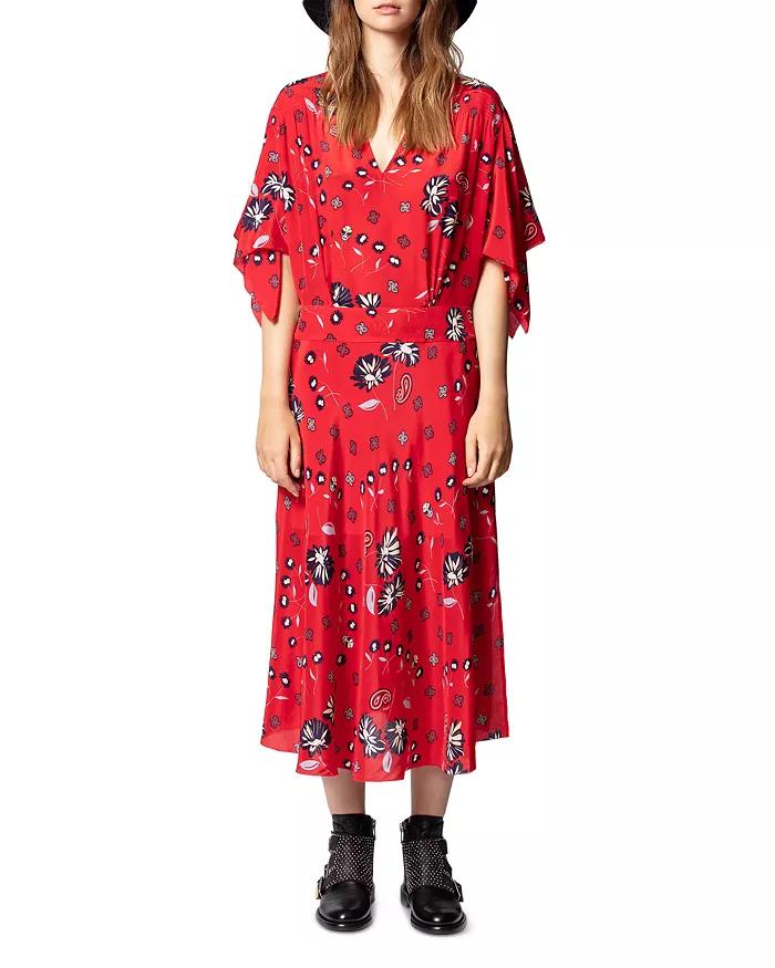 Sanctuary Vêtements Femme Froncé Knit Midi robe