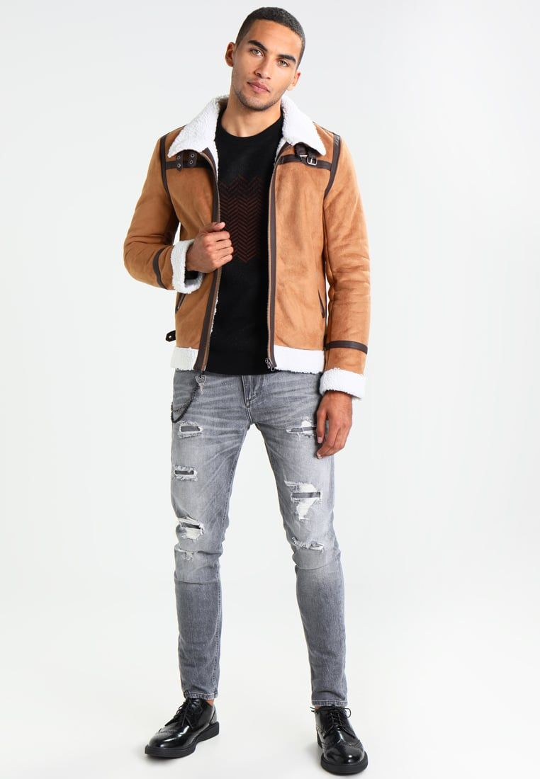 84ae90e80cd ¡Consigue este tipo de chaqueta de cuero de Shine Original ahora! Haz clic  para