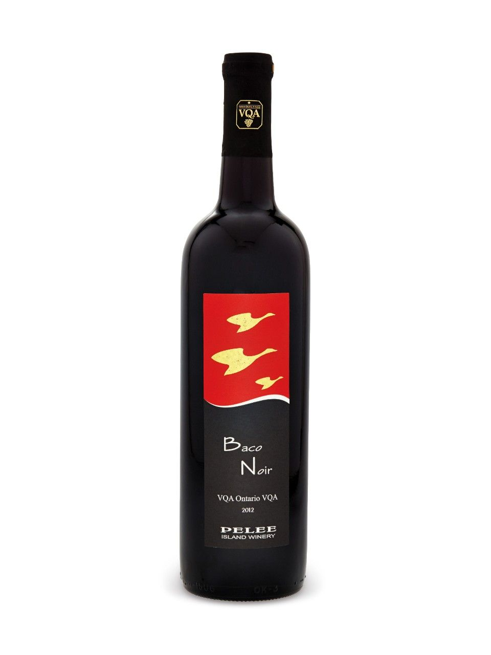 Pelee Island Baco Noir Vqa Wine And Liquor Wine Drinks Wine Bottle