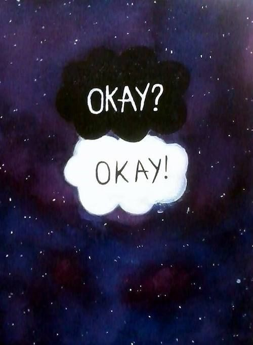 Augustus Waters: Hazel Grace: | Okay...Okay... | Pinterest ...