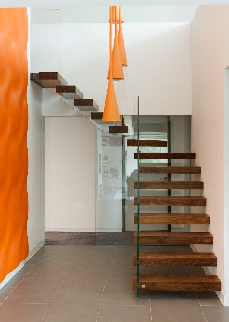#Dekoration İdeen Deco Treppenhauskäfig: Mehr Als 50 Moderne Und  Zeitgenössische Innenräume #Deco #