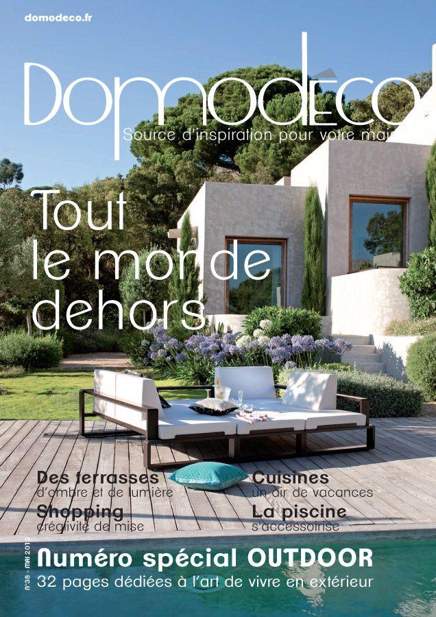 Le Magazine Deco Archi Design En Ligne En 2020 Meuble Jardin