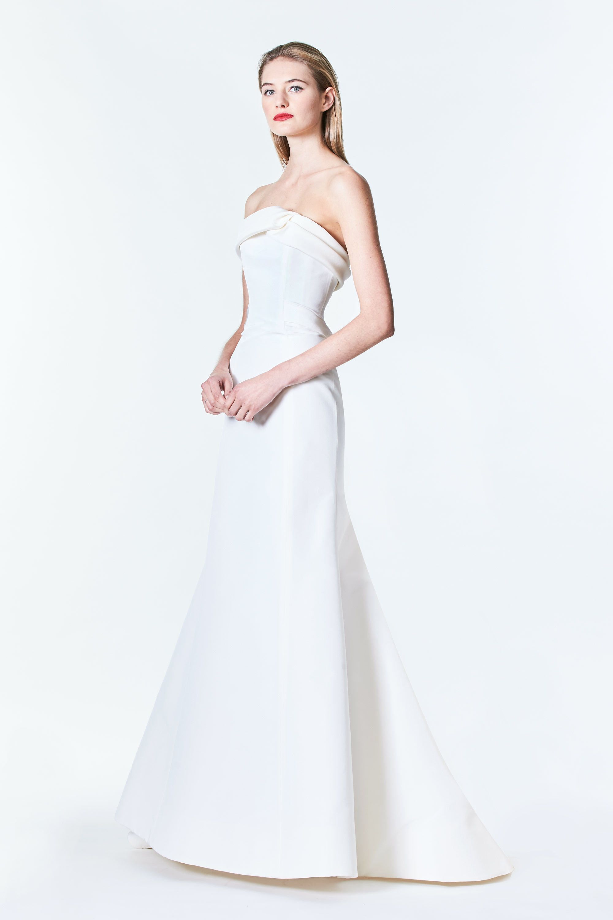 Carolina Herrera is availabe at the Nordstrom Wedding Suite/Downtown ...