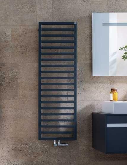 Zehnder Quaro - seche serviettes Salle de bain