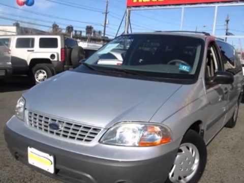 2001 Ford Windstar Lx Van Jerseycity Nj Ny Newjersey Newyork Auto S