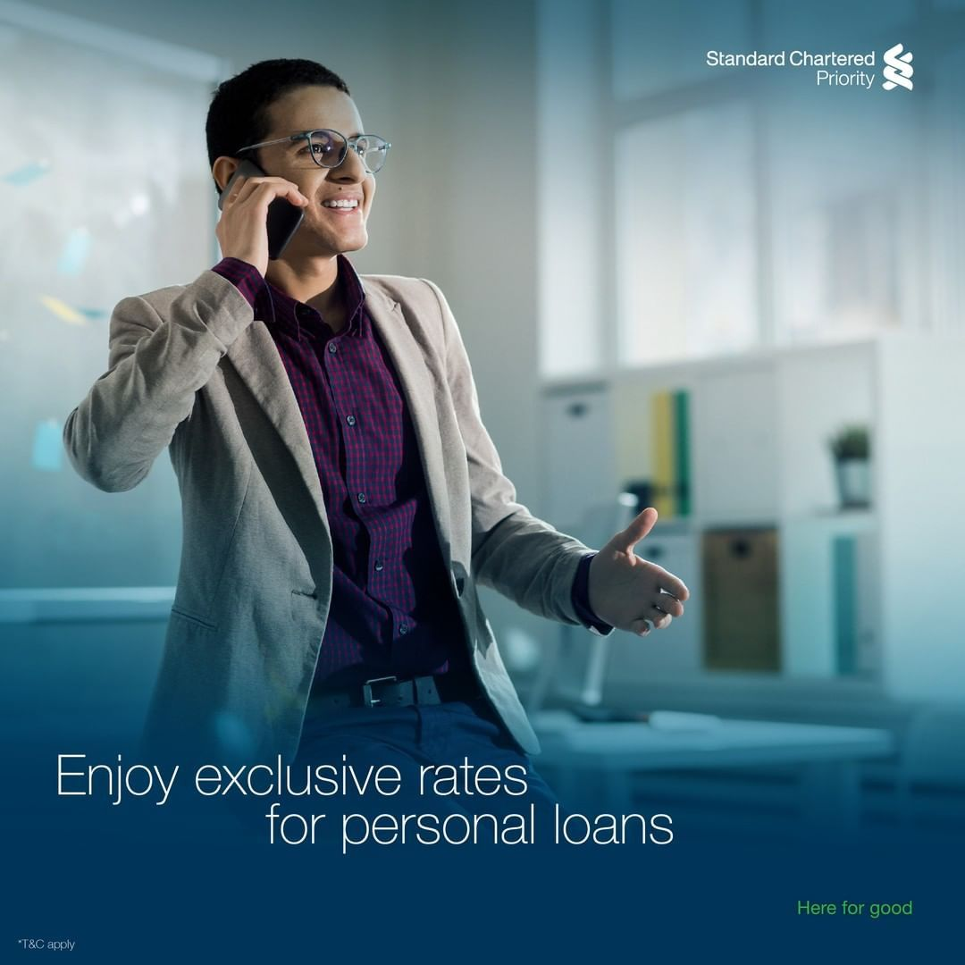 Enjoy exclusive interest rates for personal loans from