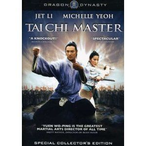 Tai Chi Master - http://amzn.to/zWxqWm This is my favourite movie of all time. It was the first time I saw an action movie with an amazing story line. As weird as this may sound, because I don't know any Chinese dialects, but this has to be watched in Cantonese...which also happens to be really hard to get.