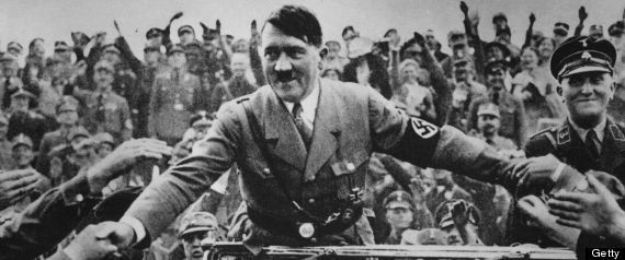 Hitler Rise To Power: Date When German Dictator Became Chancellor ...