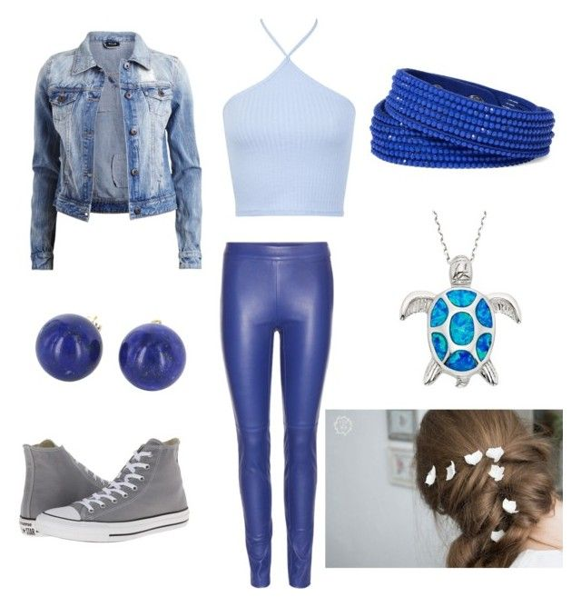 """""""Water Bender"""" by brizymc ❤ liked on Polyvore"""