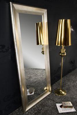 Spiegel bela silber 190x90cm der riesige und extravagante - Spiegel verzieren ...