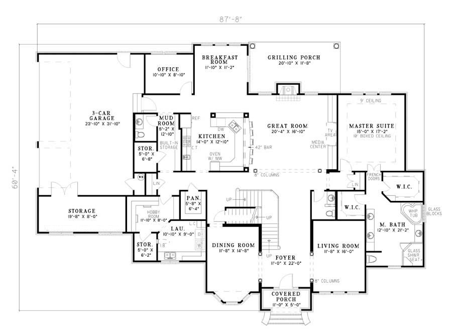 Pin By Kassidy Vann On Floor Plans Traditional House Plans Floor Plans Contemporary House Plans,Best Artificial Christmas Trees With Lights