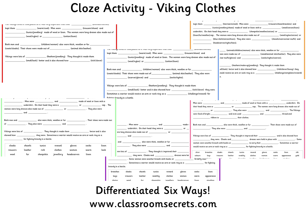 Printable Worksheets viking worksheets : If you are teaching Vikings this term, this is for you! | Awesome ...