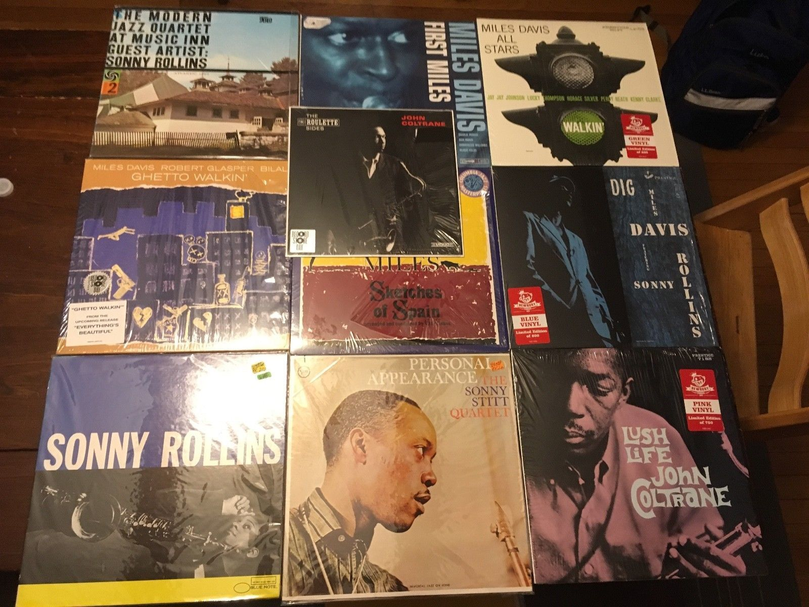 Jazz Vinyl Lot 10 Jazz Records 3 Colored Vinyl 2 Record Store Day Ebay Record Store Vinyl Vinyl Records