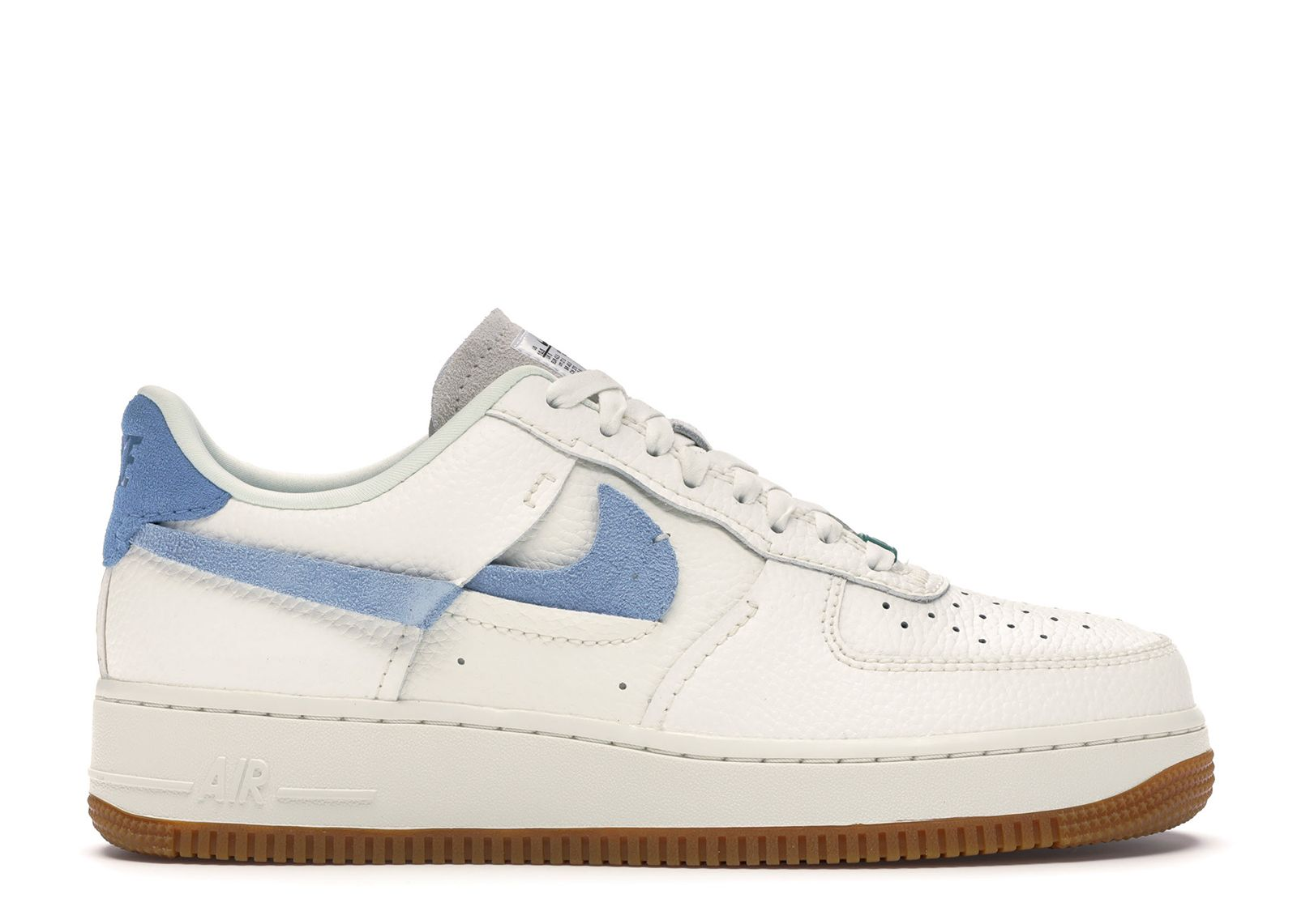 Nike Air Force 1 Vandalized Sail Mystic Green (w) In Sail