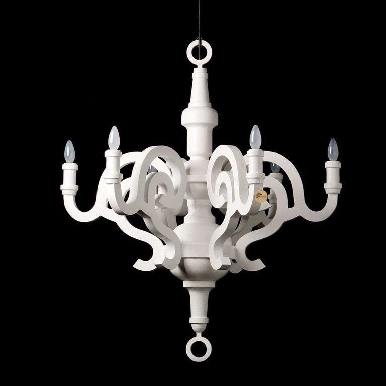 replica designer lighting moooi paper chandelier timber lamp studio