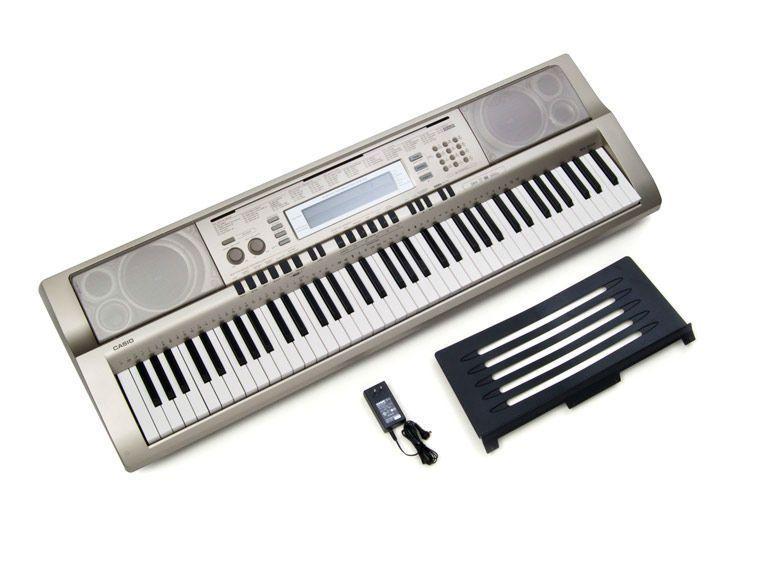 Casio Wk 200 76 Key Digital Keyboard Piano Organ Workstation Mp3 Sealed Box Keyboard Piano Keyboard Casio