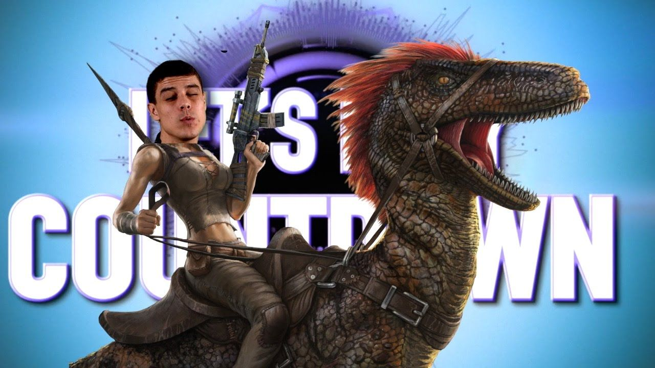 Top 5 ARK: Survival Evolved Videos - Let's Play Countdown!