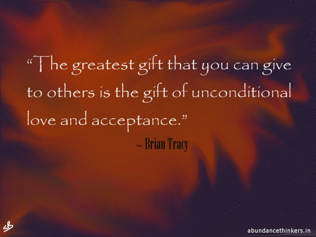 Inspirational Quotes About Accepting Others Quotesgram