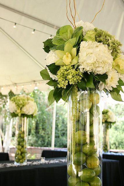 Wedding flowers hydrangea mini roses