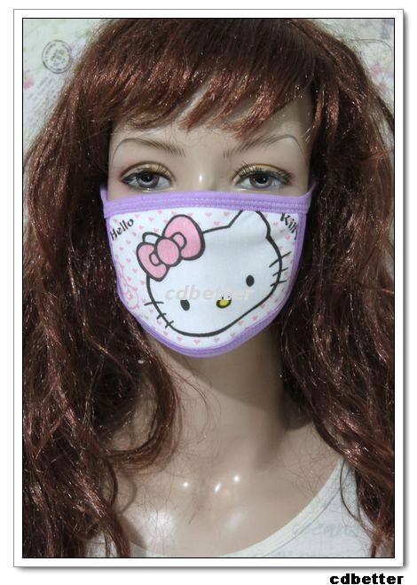 hello kitty surgical mask