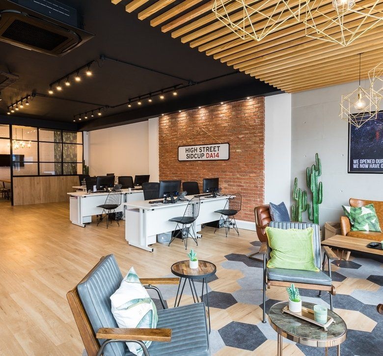 Estate Agents Office Design | Estate Agents Refurbishment | MPL Interiors