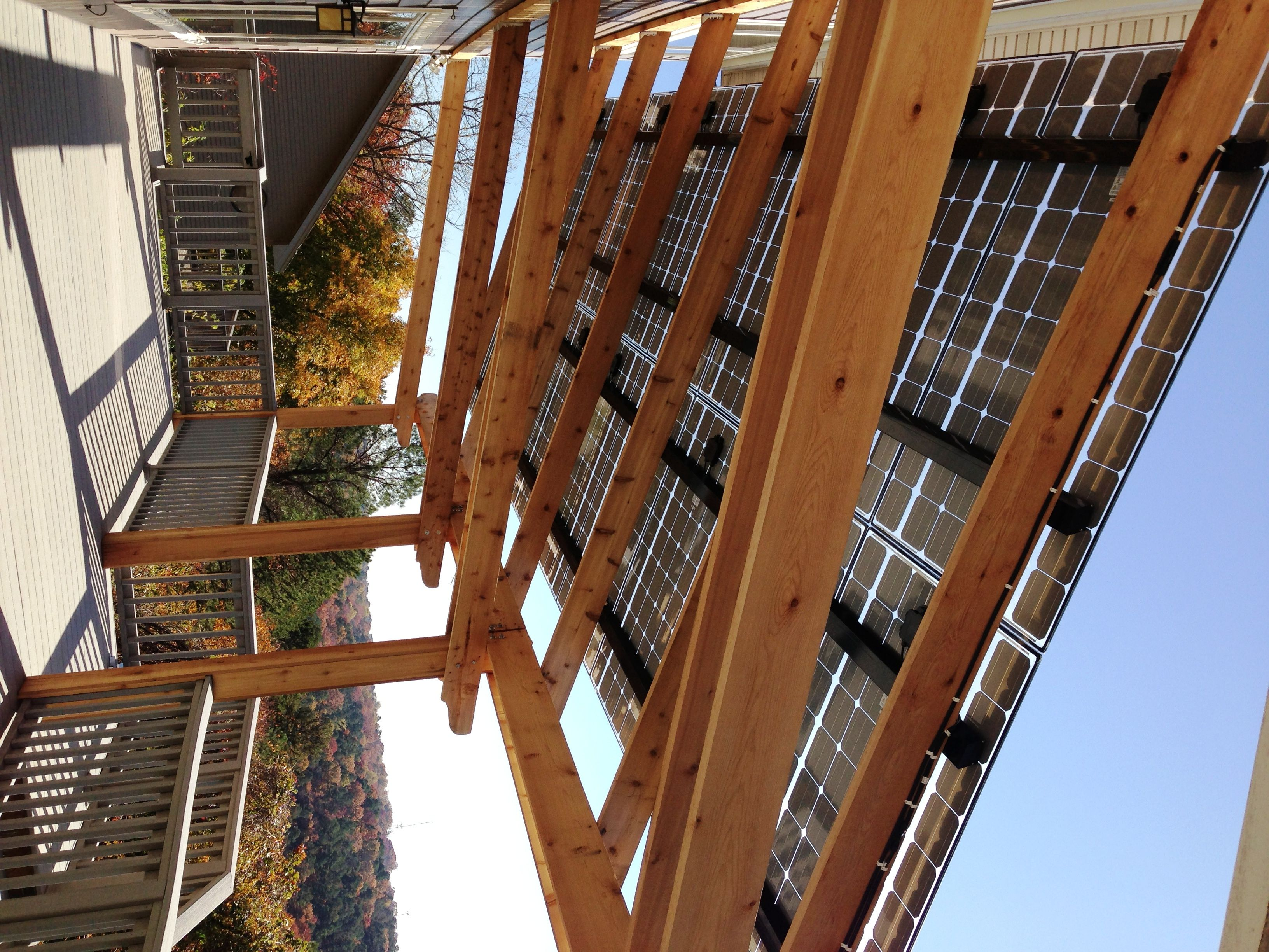 Image Result For Solar Pergola Solar Panels Solar Pergola Pergola