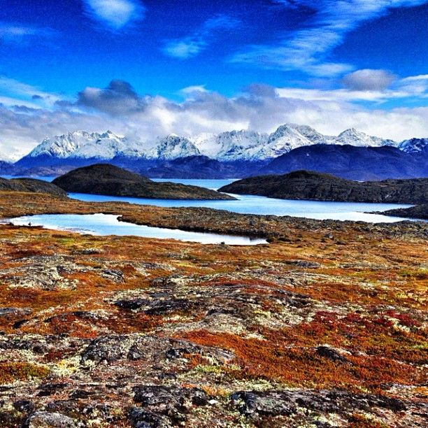 Path Across Frozen Arctic Tundra Was >> An Instagram Journey Of Greenland Must See World Sights Arctic