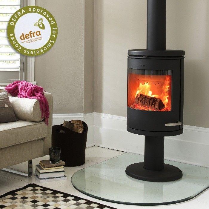 corner contemporary wood burning stoves - Buscar con Google