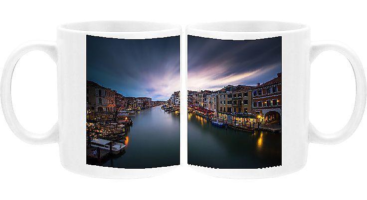 Photo of Photo Mug-Grand Canal of Venice, Italy-11oz White ceramic mug made in the USA
