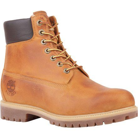 Timberland Heritage 6in FurFleece Lined Boot Men's Wheat