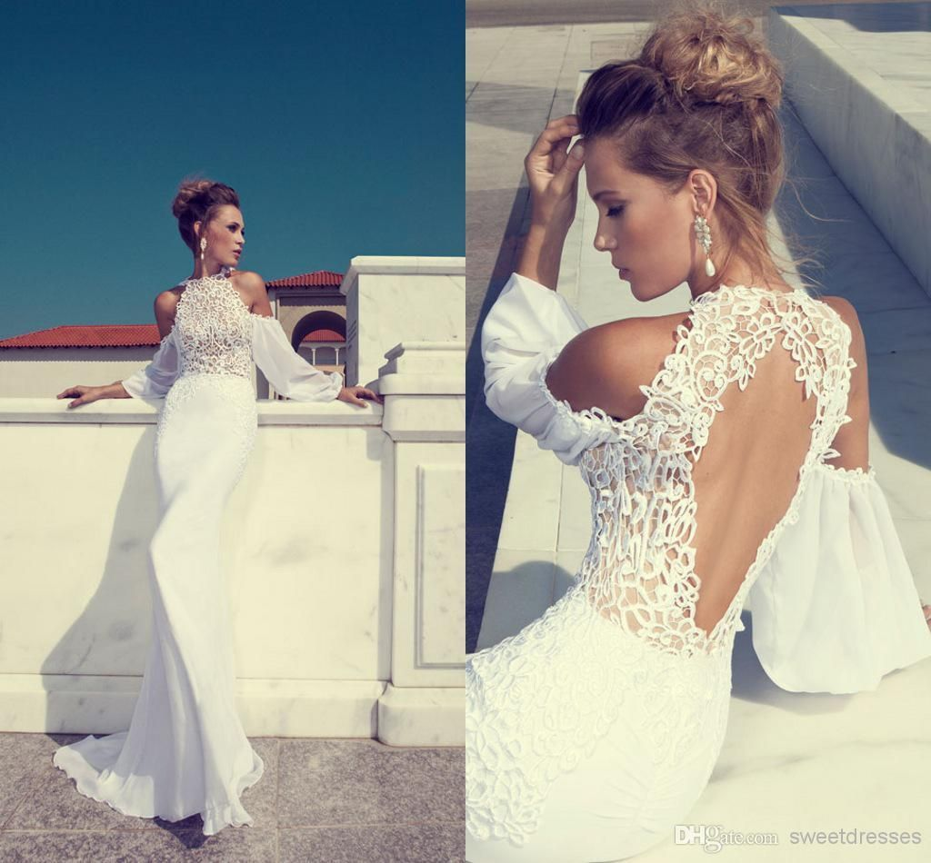 Love sleeves bride garment possibly take off on bodice