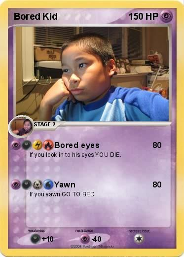 Funny Pokemon Cards Fake