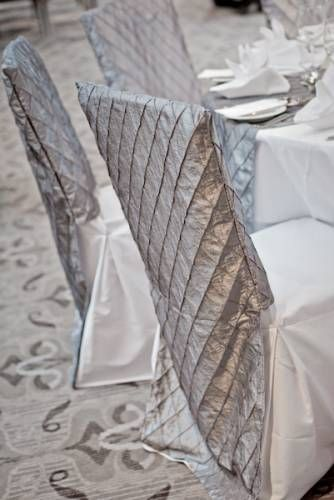 Silver Chair Covers Uk Upholstered Modern Dining Chairs Beautiful Veil Available From Simply Bows And