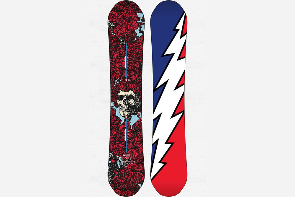 grateful dead x burton easy livin 39 snowboard series products i wantz snowboard grateful. Black Bedroom Furniture Sets. Home Design Ideas
