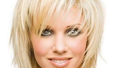 La plupart des coupes de cheveux pour femmes d'âge mûr de plus de 40 ans sont des cheveux qui ...