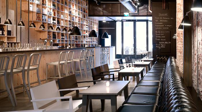 mazzo restaurant amsterdam - Multi Restaurant Design