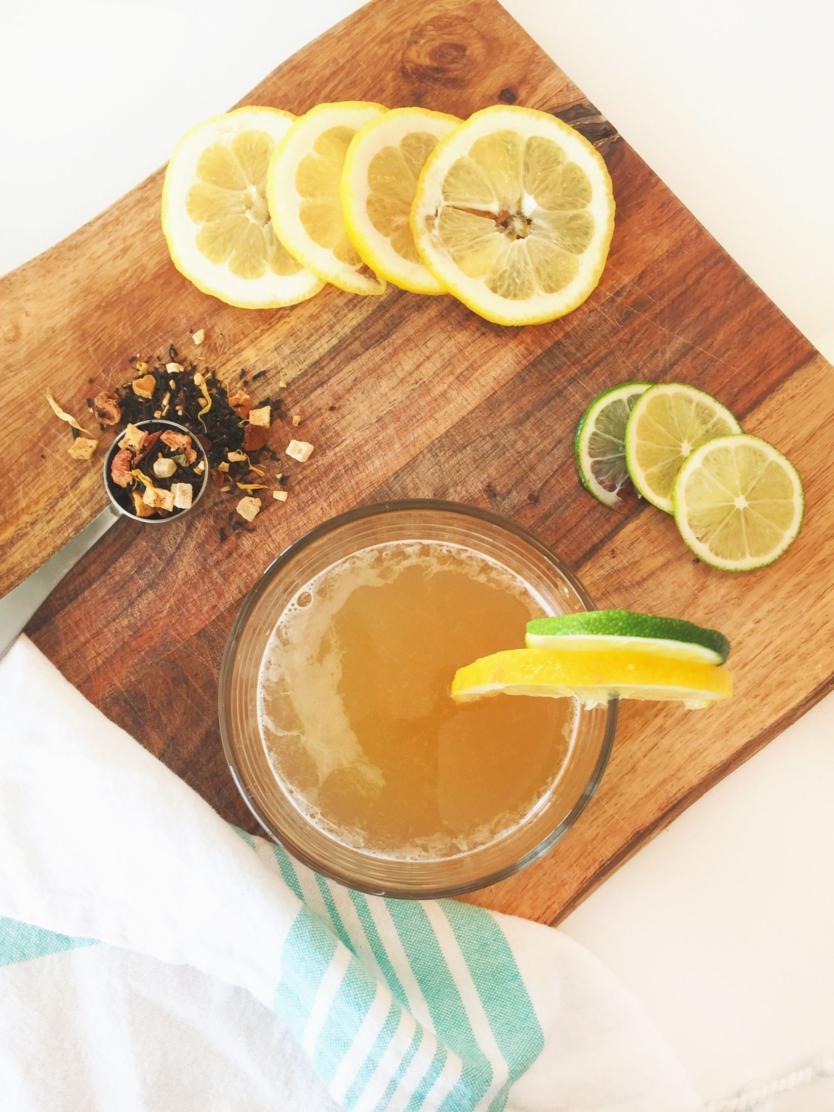 Tea Mixology Best Tea Blends Hurricane Recipe Teavana Recipes