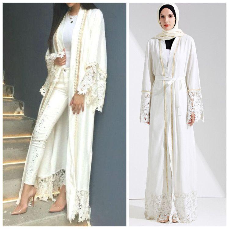 085ddd9e96 PINTEREST: @MUSKAZJAHAN - 2018 Newest Fashion Pearl and Lace Modern ...