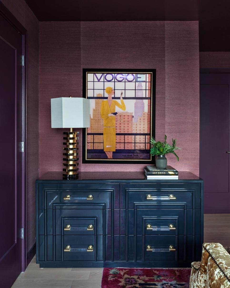 Home interior icon the color formally known as purple a tribute hue to prince
