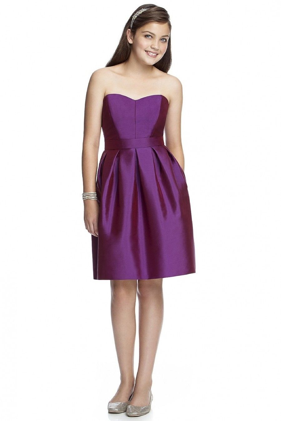 Dessy Bridesmaids Dress Style JR522 $270 Bridesmaids | wedding ...