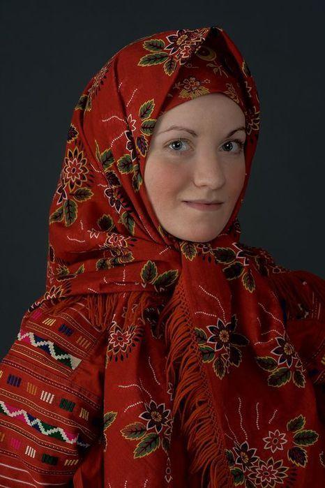 Русский народный костюм в работах Дмитрия Давыдова ...