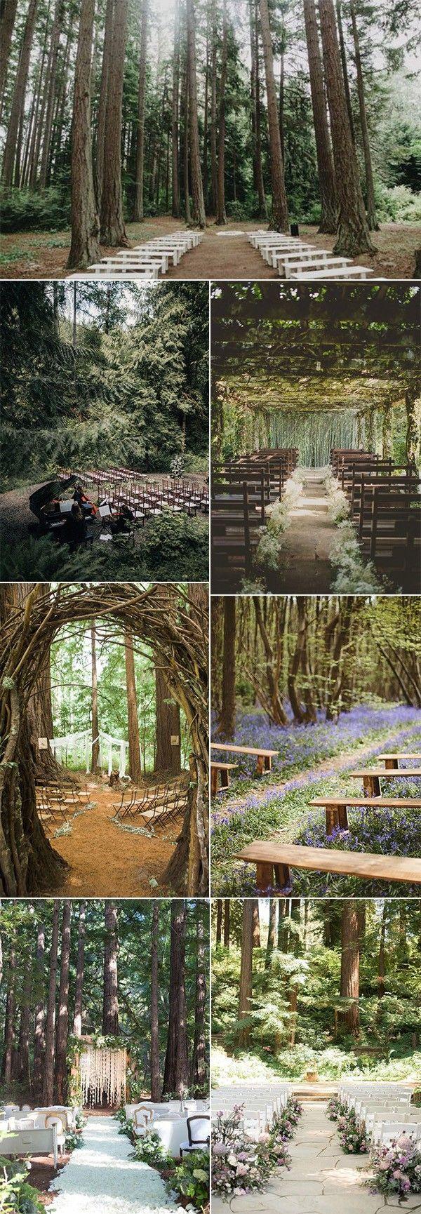 Nature Wedding ` Weddings Nature
